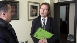El abogado de la familia de la presunta víctima, José Ignacio Francés