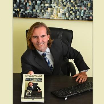 """A LA VENTA el libro """"COMO SOBREVIVIR SIN SABER DE LEYES"""" de IFS ABOGADOS. Tu primer apoyo en el mundo jurídico"""