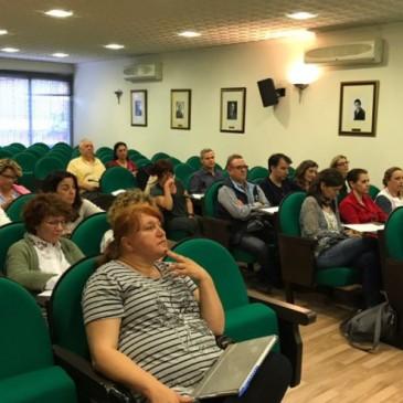 Primeras jornadas jurídicas del profesional veterinario organizadas por AEMAVE