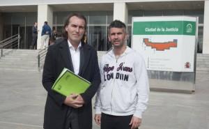 Francés y Moreno en los juzgados