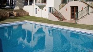 piscina en Málaga
